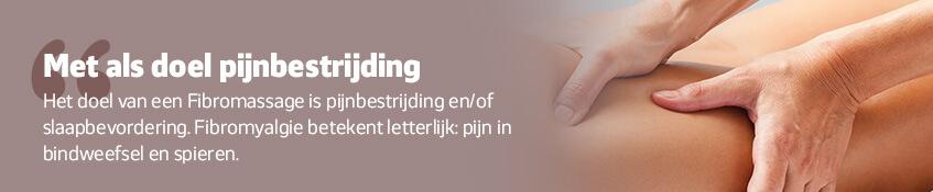 fibromassage-informatie